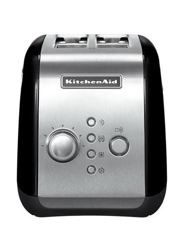 KitchenAid 5Kmt221Eob Ekmek Kızartıcı 2 Li Onyx Black Renkli
